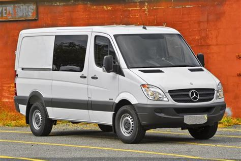 2012 mercedes benz sprinter new car review autotrader