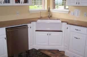 Kitchen Corner Sink Cabinet Marandall S Corner Sink Recessed Kitchen Makeover Other Photos And