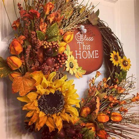 best wreath ideas top 25 best fall tulle wreath ideas on