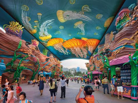 theme park zhuhai chimelong ocean kingdom pgav