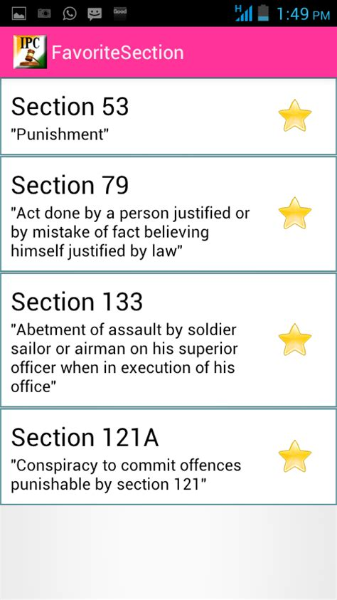 indian penal code all sections ipc indian penal code android apps on google play