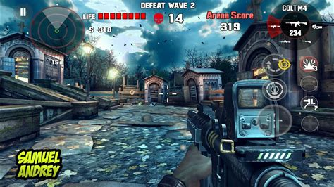 game fps offline mod dead trigger mod v 1 9 5 offline game android fps paling