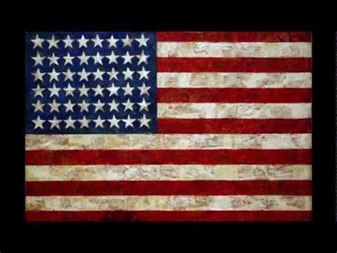 jasper johns, flag (video)   new york school   khan academy