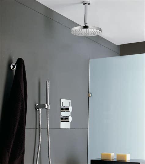 rubinetterie doccia vela miscelatore termostatico per doccia a 2 fori by