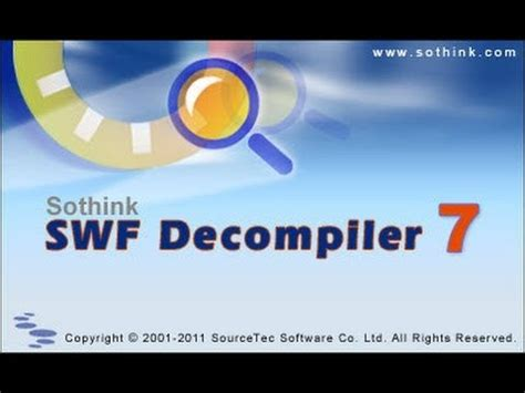 tutorial flash decompiler sothink swf quicker 5 3 build511 for free hurry doovi