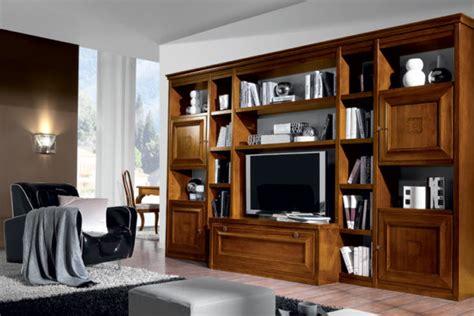 cucine soggiorno classiche pareti attrezzate classiche mobili rossetti