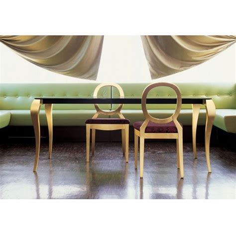 ghost table by miniforms modern rococo style