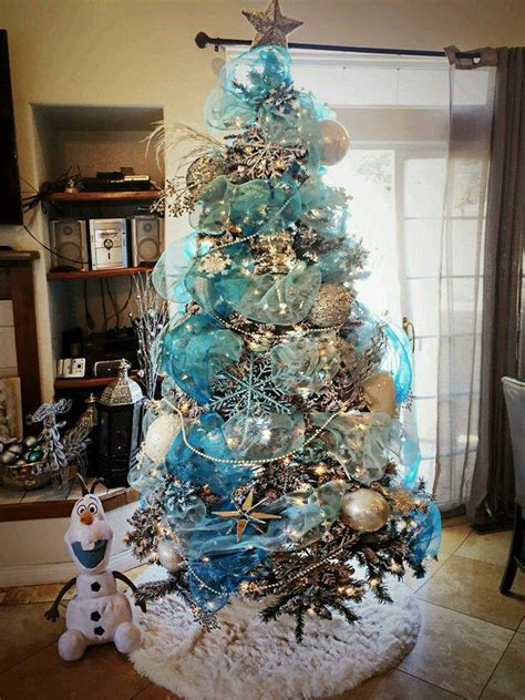 mesh christmas tree with ornaments dr su 65 out of the box tree themes you must check out