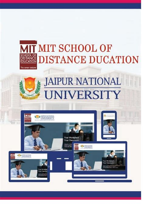 Mit Mba Courses Free by Dual Degree Mba Pgdba From Mit Sde Pune Jaipur