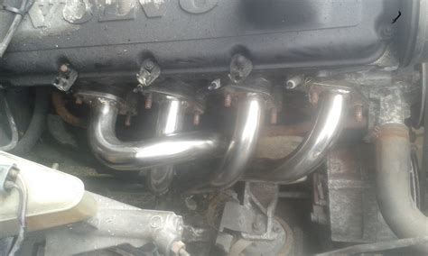 stainless  branch exhaust manifold