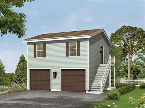 Garage Plans With Apartment by 52 Best Garage Apartment Plans Images On Pinterest