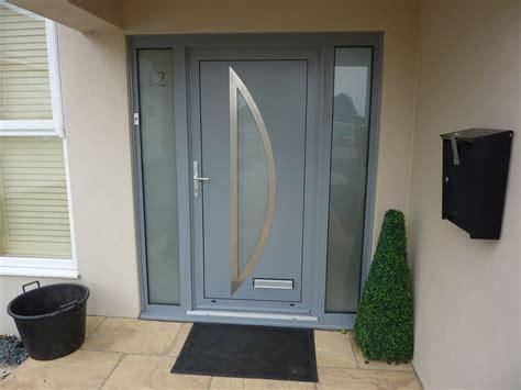 Aluminium Front Door Installation In Torquay Devon Aluminum Front Doors