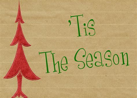 Tis The Season by Benson And November 2009