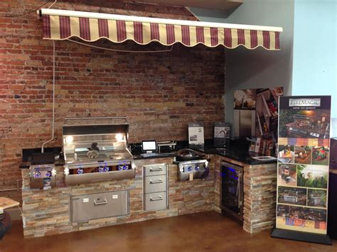 ft outdoor kitchen island frame kit fireside outdoor