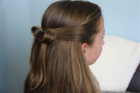 cute girl hairstyles youtube bow the subtle bow easy hairstyles cute girls hairstyles
