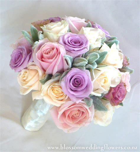 Wedding Flowers Roses by Roses Wedding Blossoms