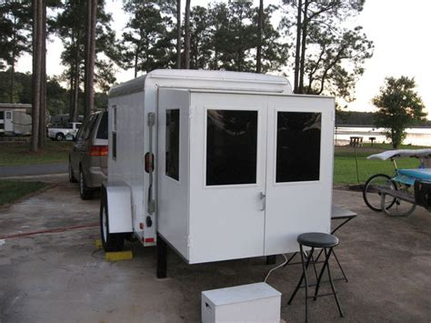 Rv Pull Out by Cargo Cers Swing Out The Back Door And Pull Out The