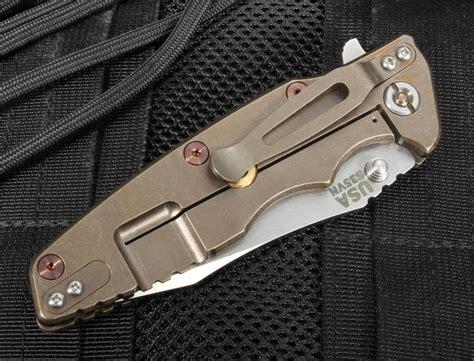 hinderer eklipse buy rick hinderer 3 5 quot eklipse brown folding knife free
