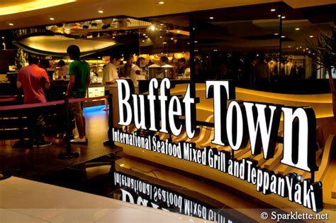town buffet buffet town international seafood mixed grill and