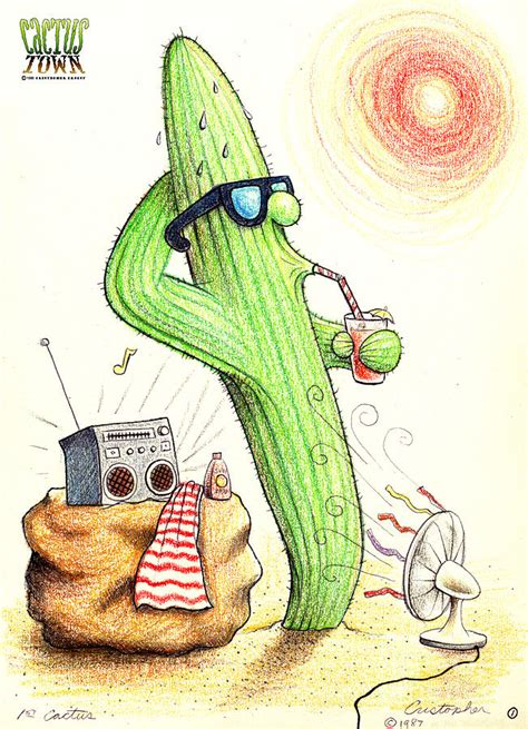 cactus drawings for sale awesome cards and designs