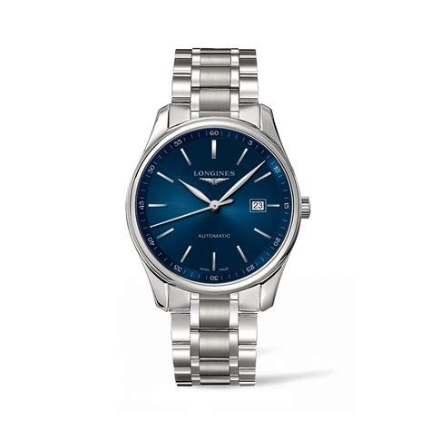 best longines l28934926 the longines master collection 42mm stainless
