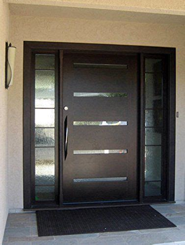 castle modern stainless steel  grade entry entrance