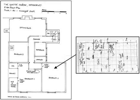 exle of floor plan drawing buckinghamshire archaeological society historic