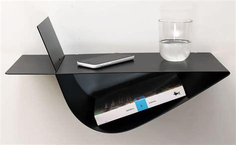 table de nuit murale table de chevet suspendue design table de nuit