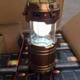 Senter Tenaga Surya Mini Solar Flash Light lu lantera emergency tenaga solar black jakartanotebook