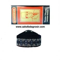 Peci Kopiah Malaysia Batik Grosir Murah grosir songkok agen peci jualan kopiah sarung tasbih sajadah jilbab murah azkafada grosir