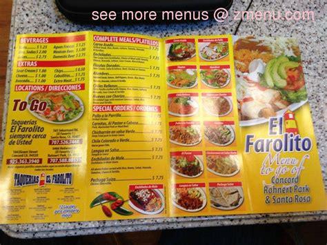 table pizza suisun city ca menu of taqueria el farolito restaurant suisun