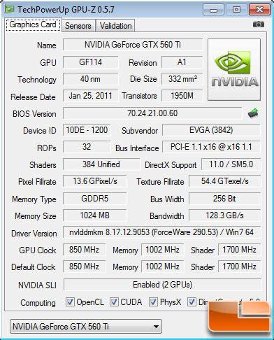 evga geforce gtx 560 ti 2win video card review legit