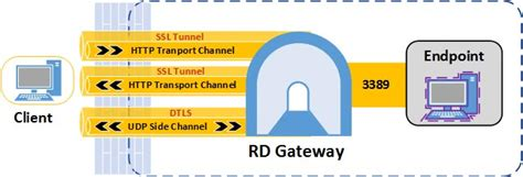 remote desktop 443 load balancing udp for a rd gateway farm with a kemp