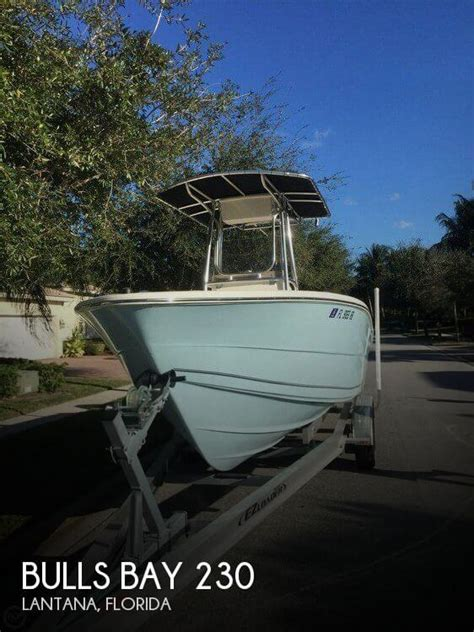 used bulls bay boats for sale for sale used 2016 bulls bay 230 in lantana florida