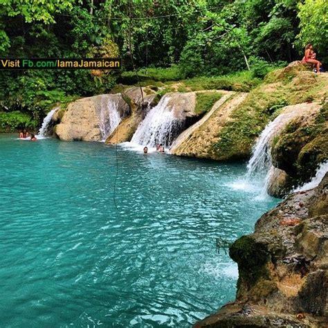 Blue Hole, St Ann, Jamaica   Everything Jamaican