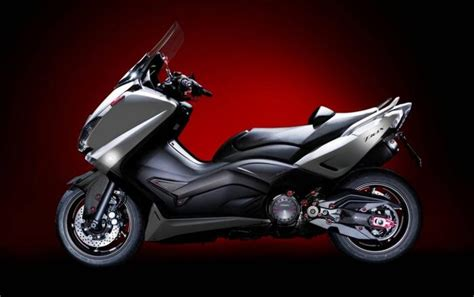 pedane tmax yamaha tmax 530 gli accessori lightech motociclismo