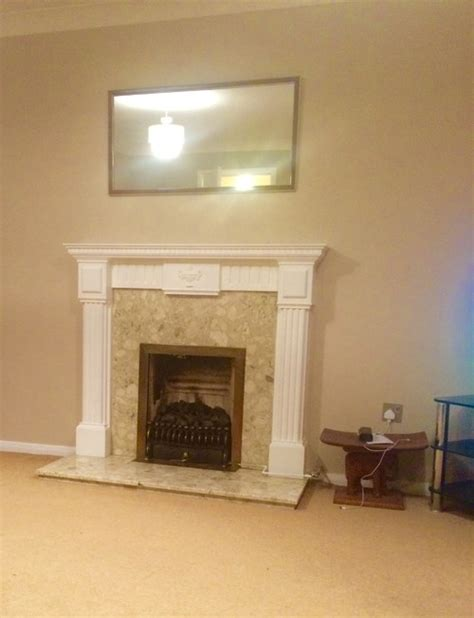 can you paint a marble surround can you paint a fireplace surround fireplace ideas