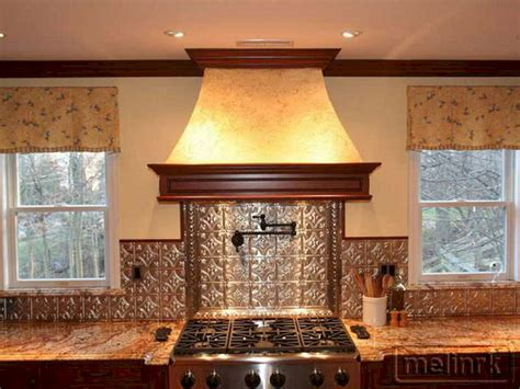 sle backsplashes for kitchens backsplashes with metal rustic tile 28 images best 25