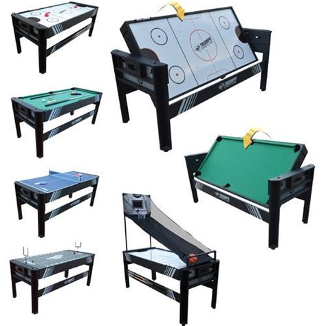 Triumph Sports Usa 5 In 1 6 Rotating Game Table Academy