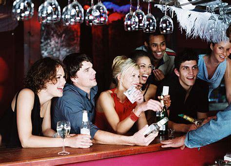 hosting party tips for hosting a bar party popsugar food
