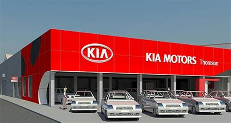Kia Dealerships Kia Kia Rebrands Dealers Goauto
