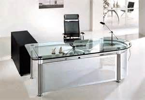 glass office desks best 20 glass office desk ideas on glass desk