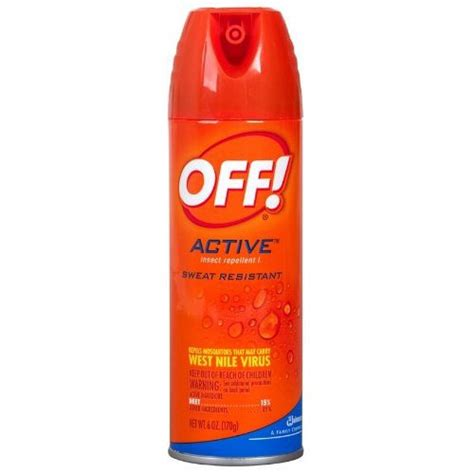 off mosquito l review off active insect repellent reviews in insect repellent