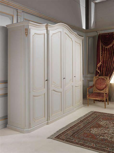 armadio avorio armadio classico settecento quattro ante avorio