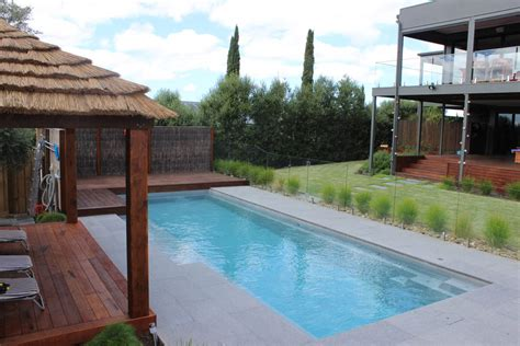 pool landscaping pool landscaping construction geelong ausscapes
