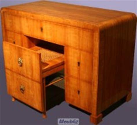 Style Biedermeier 1815 1848 Bureau Encastrable