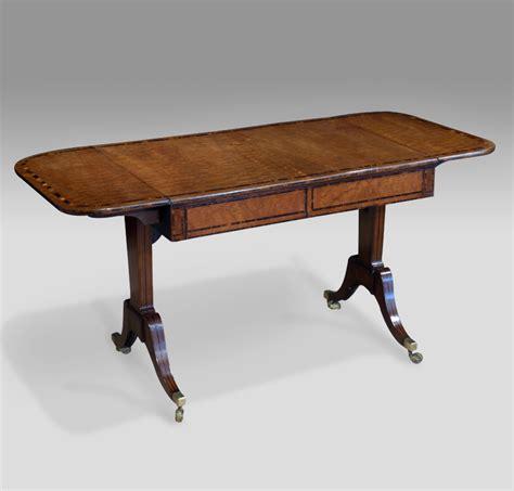 couch work table regency sofa table antique sofa table antique game