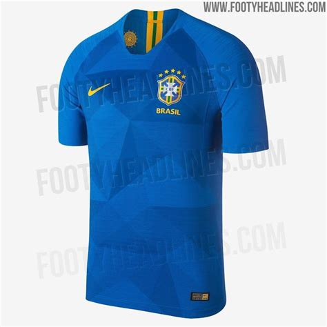 Jersey Brazil Away World Cup 2014 brazil 2018 world cup jersey by nike