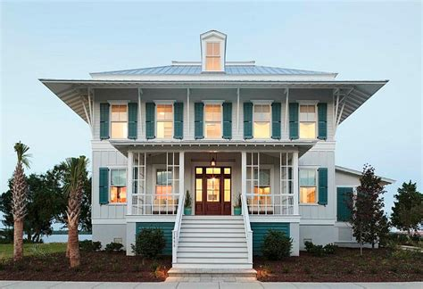 the coastal house beach house tour daniel island south carolina beach house