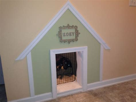 staircase dog house best 25 dog under stairs ideas on pinterest under stairs dog house future house